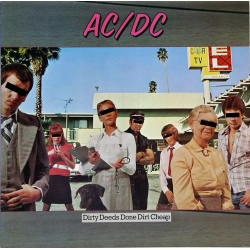 AC/DC-Dirty Deeds Done Dirt Cheap