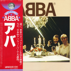 ABBA-ABBA (Japan-Red Obi Band)