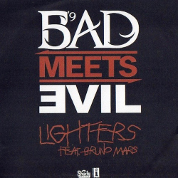 BAD MEETS EVIL Feat. BRUNO MARS‎–Lighters (SP)