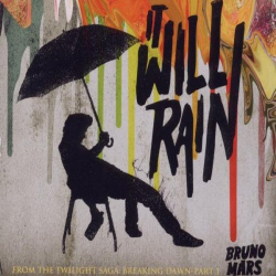 BRUNO MARS-It Will Rain (SP)