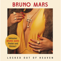 BRUNO MARS-Locked Out Of Heaven (SP)