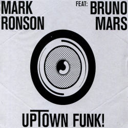 MARK ronson Feat. BRUNO MARS‎–Uptown Funk (SP)