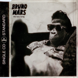 BRUNO MARS-The Lazy Song (SP)