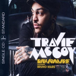 TRAVIE McCOY Feat BRUNO MARS‎–Billionaire (SP)