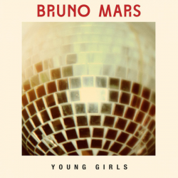 BRUNO MARS-Young Girls (SP)
