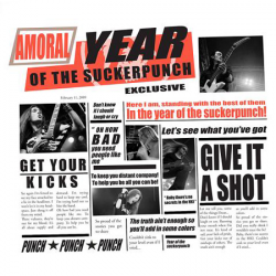 AMORAL-Year Of The Suckerpunch (SP)