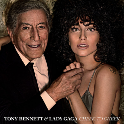 TONY BENNETT & LADY GAGA-Cheek To Cheek (Japan)
