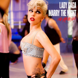 LADY GAGA-Marry The Night (The Remixes) (EP)