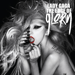 LADY GAGA-The Edge Of Glory (SP Germany)