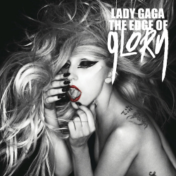 LADY GAGA-The Edge Of Glory (SP Promo US)