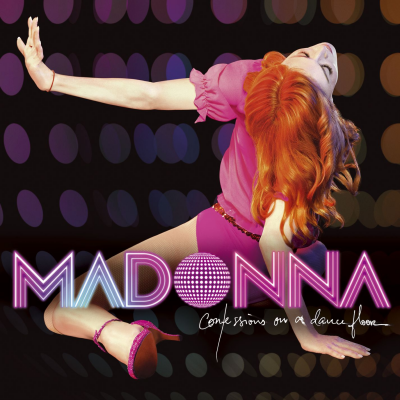 MADONNA-Confessions On A Dance Floor